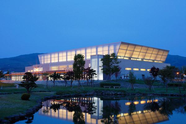 だて歴史の杜 総合体育館