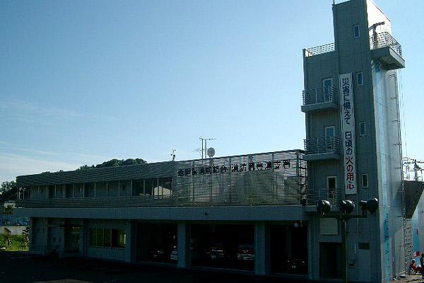 西胆振消防組合 豊浦消防庁舎