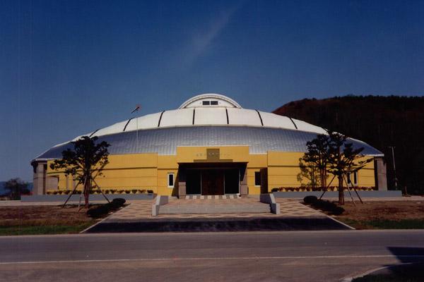 豊浦ドーム