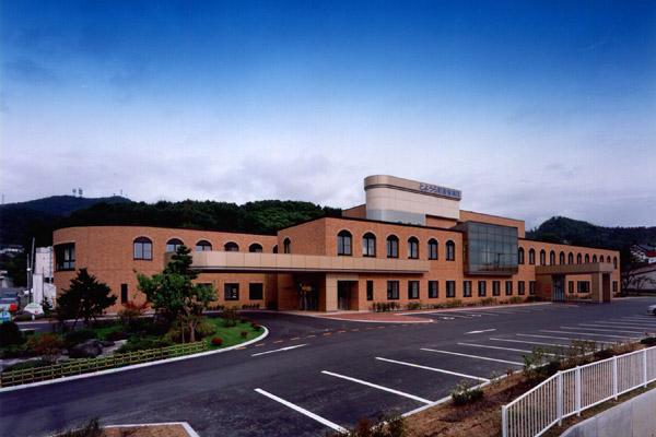 豊浦町国民健康保険病院